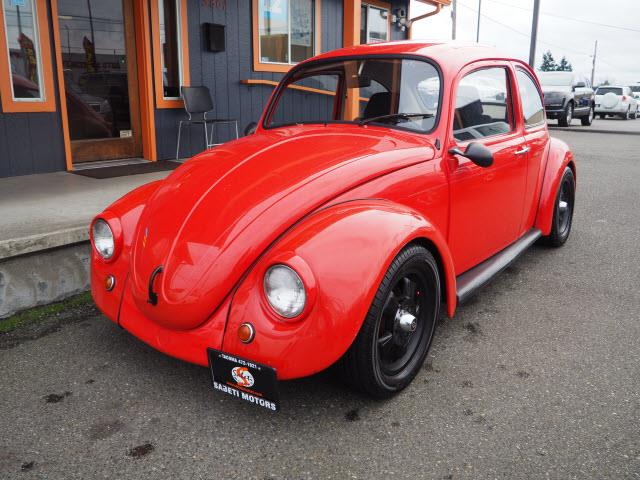 1968 Volkswagen Beetle (CC-1311593) for sale in Tacoma, Washington