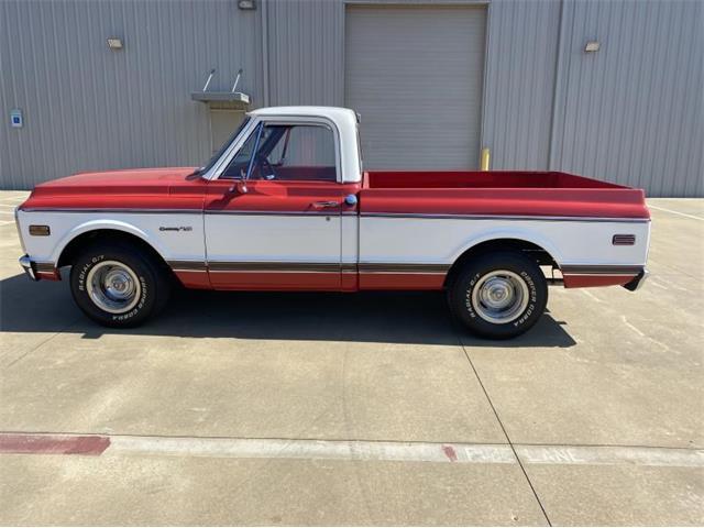 1970 Chevrolet Custom (CC-1311597) for sale in Colcord, Oklahoma
