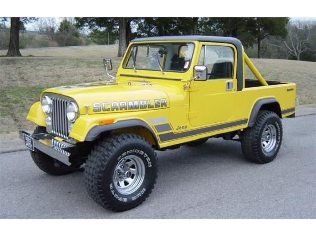 1985 Jeep CJ8 Scrambler (CC-1311602) for sale in Hendersonville, Tennessee