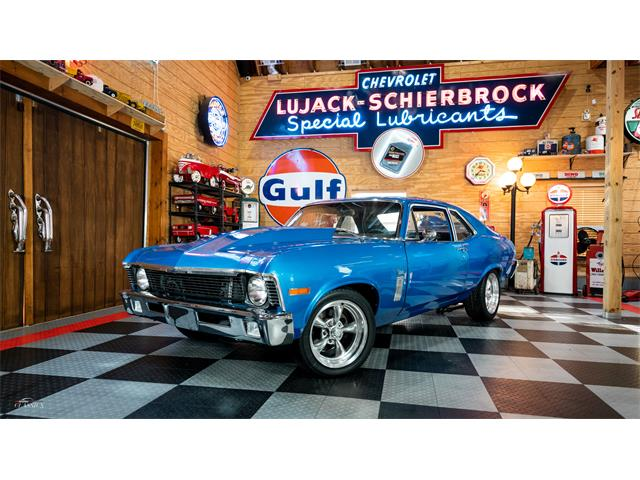 1970 Chevrolet Nova (CC-1311623) for sale in Green Brook, New Jersey
