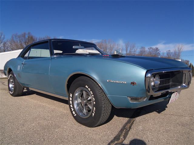 1968 Pontiac Firebird (CC-1311625) for sale in Jefferson, Wisconsin