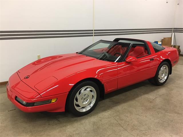 1995 Chevrolet Corvette (CC-1311636) for sale in Terre Haute, Indiana