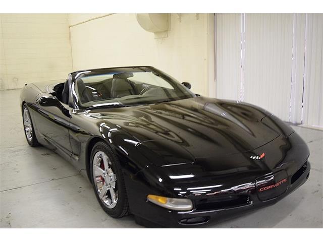1999 Chevrolet Corvette (CC-1311638) for sale in Fredericksburg, Virginia
