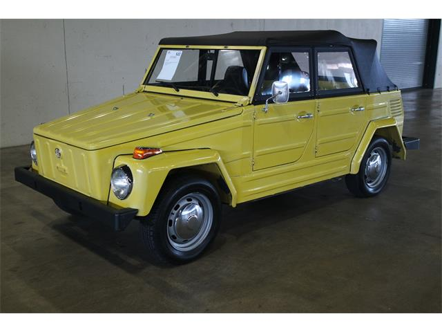 1973 Volkswagen Thing (CC-1311646) for sale in Scottsdale, Arizona