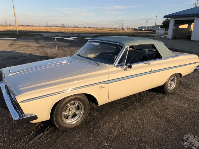1963 Plymouth Fury (CC-1311657) for sale in Mahomet, Illinois