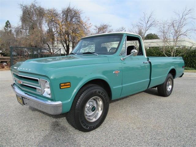 1968 Chevrolet C10 (CC-1311682) for sale in SIMI VALLEY, California