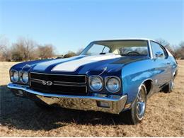1970 Chevrolet Chevelle (CC-1310017) for sale in Cadillac, Michigan