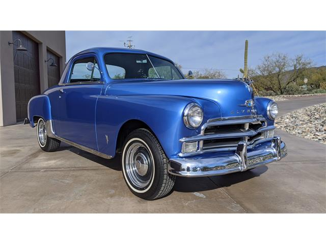 1950 Plymouth Coupe (CC-1310174) for sale in North Phoenix, Arizona