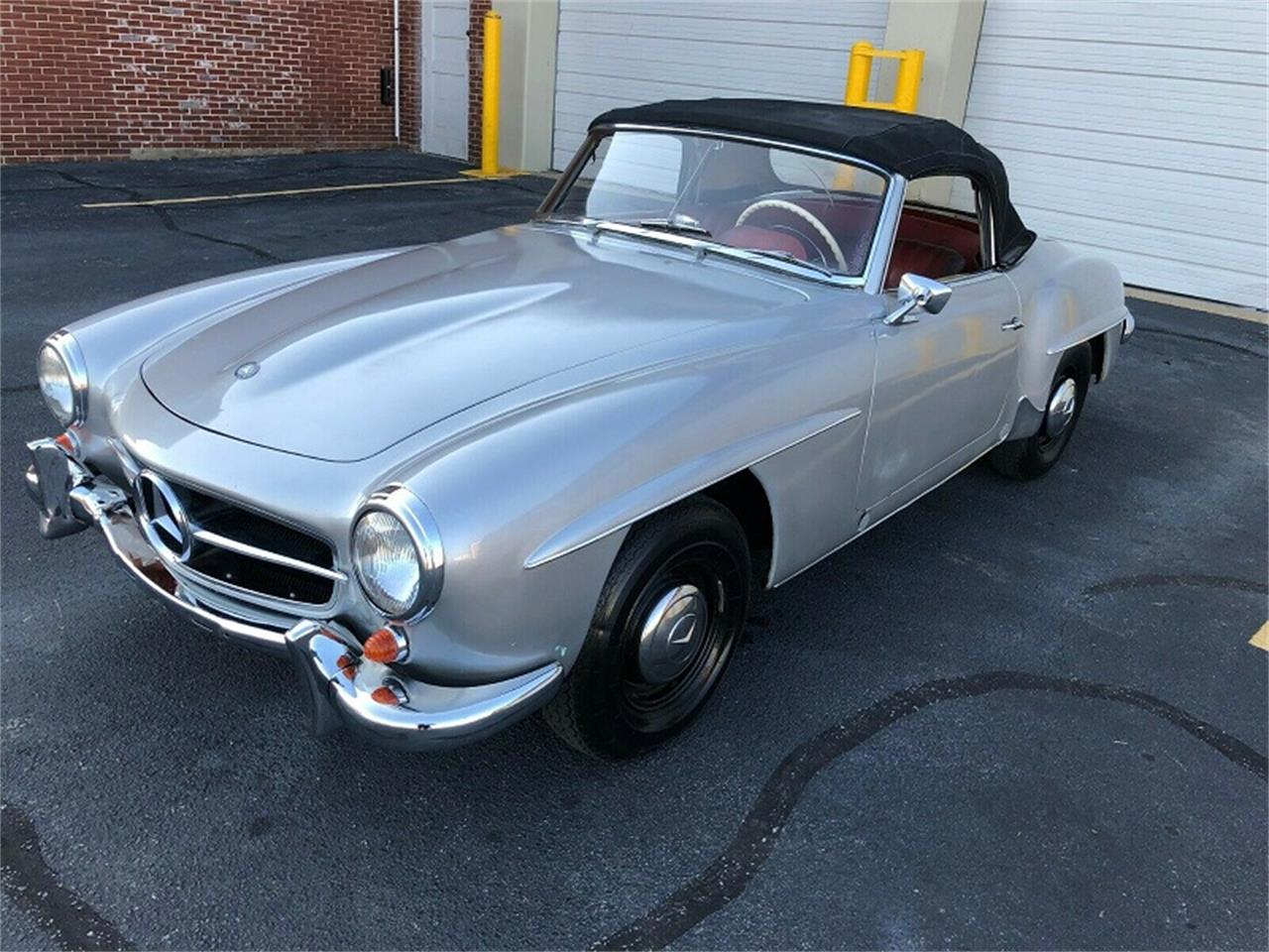 for sale 1958 mercedes-benz sl-class in los angeles, california cars - los angeles, ca at geebo