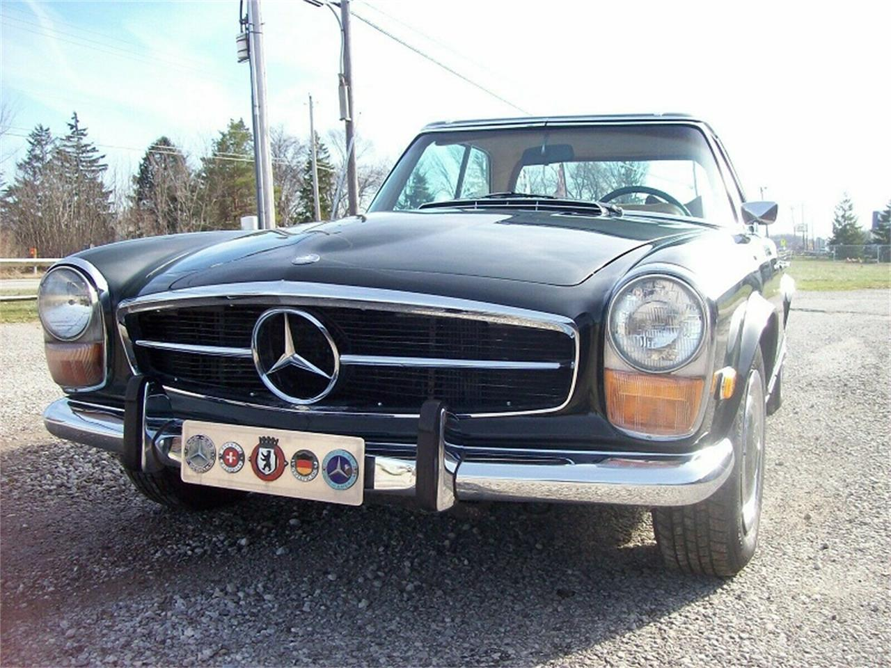 for sale 1971 mercedes-benz sl-class in los angeles, california cars - los angeles, ca at geebo