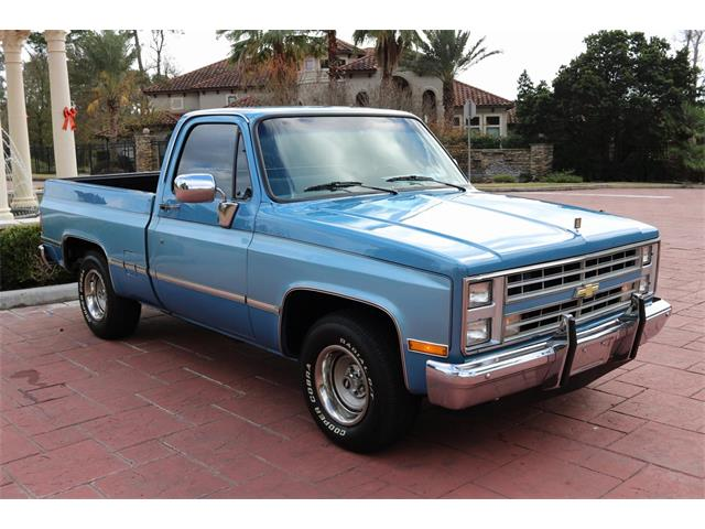 1987 Chevrolet C10 (CC-1311782) for sale in Conroe, Texas
