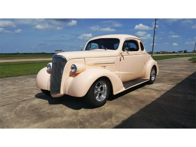 1937 Chevrolet Coupe (CC-1310018) for sale in Cadillac, Michigan