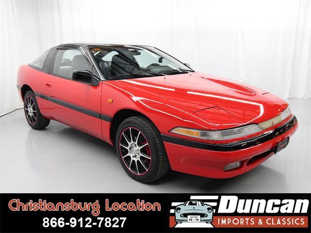 1990 Mitsubishi Eclipse (CC-1311805) for sale in Christiansburg, Virginia