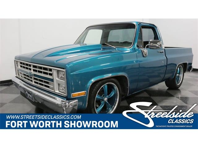1985 Chevrolet C10 (CC-1311806) for sale in Ft Worth, Texas