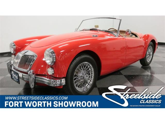 1958 MG Antique (CC-1311807) for sale in Ft Worth, Texas