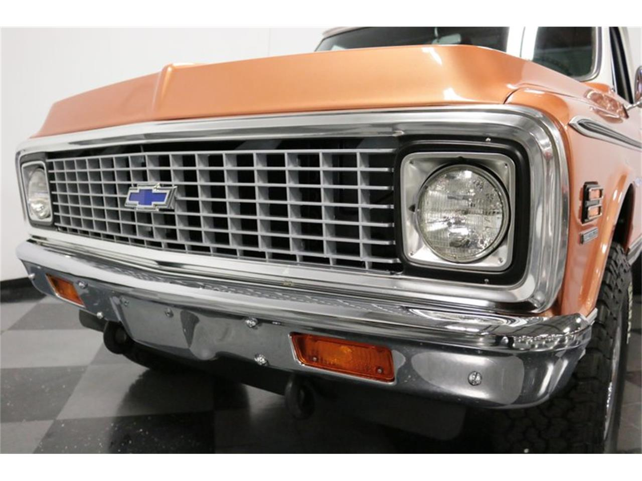 1971 Chevrolet K-10 (CC-1311808) for sale in Ft Worth, Texas