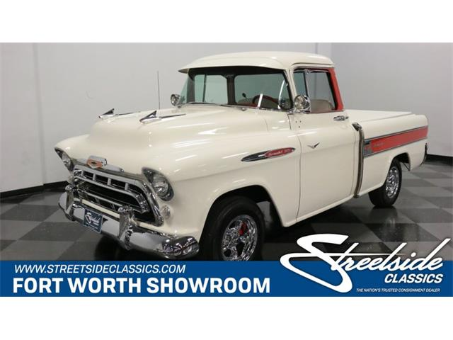 1957 Chevrolet Cameo (CC-1311812) for sale in Ft Worth, Texas