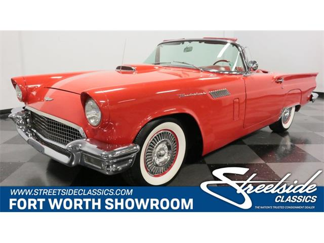 1957 Ford Thunderbird (CC-1311813) for sale in Ft Worth, Texas