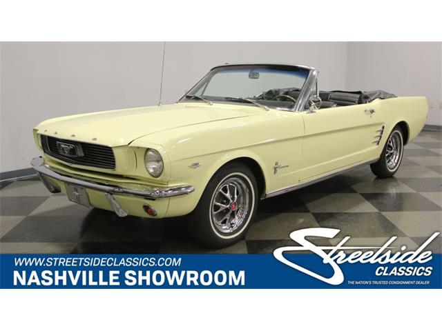 1966 Ford Mustang (CC-1311815) for sale in Lavergne, Tennessee