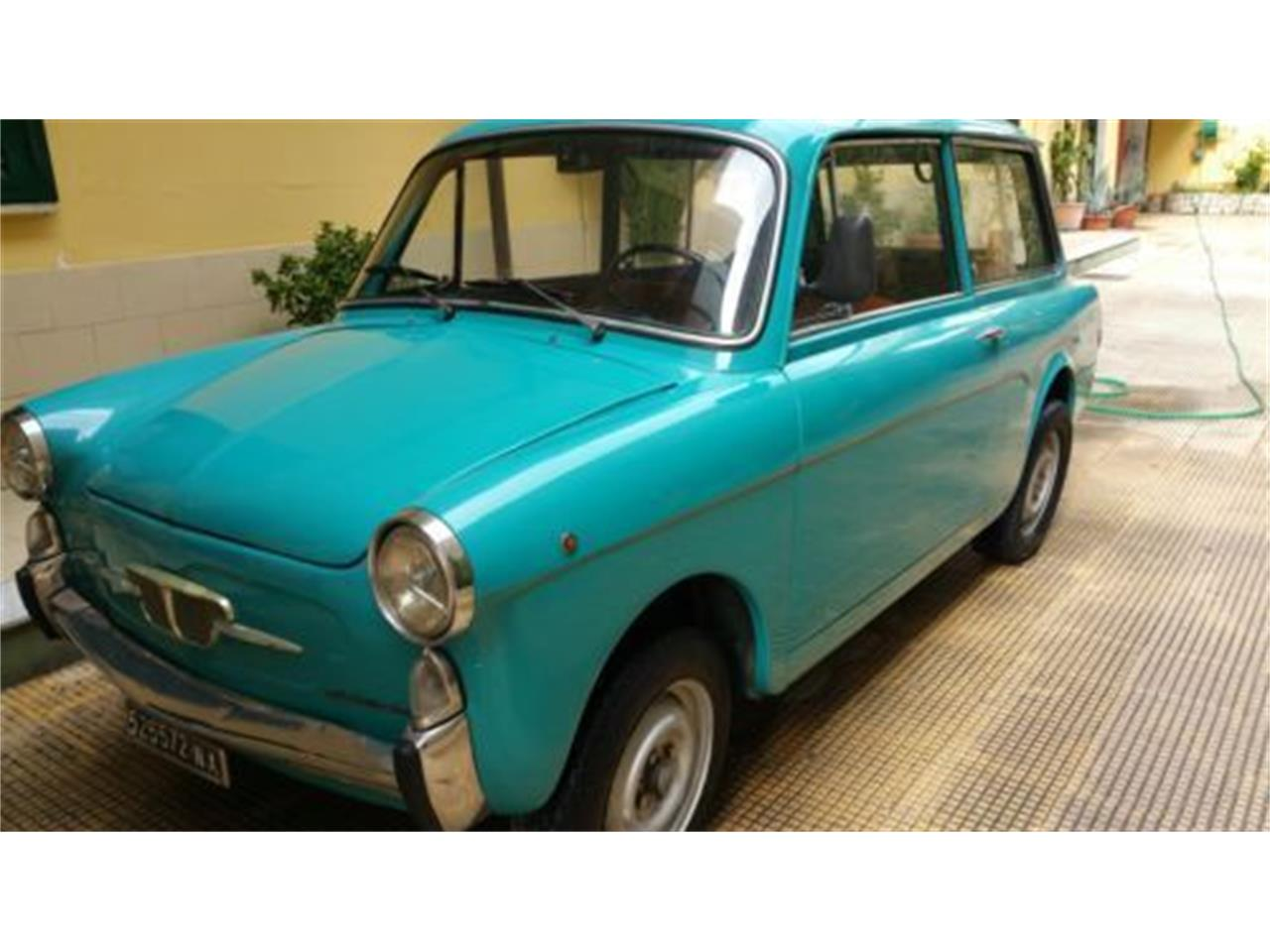 1968 Autobianchi Bianchina Transformable (CC-1311834) for sale in Cadillac, Michigan