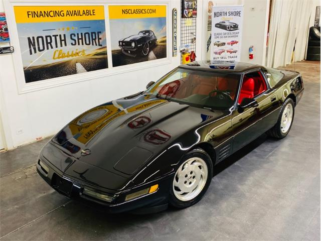 1993 Chevrolet Corvette (CC-1311842) for sale in Mundelein, Illinois