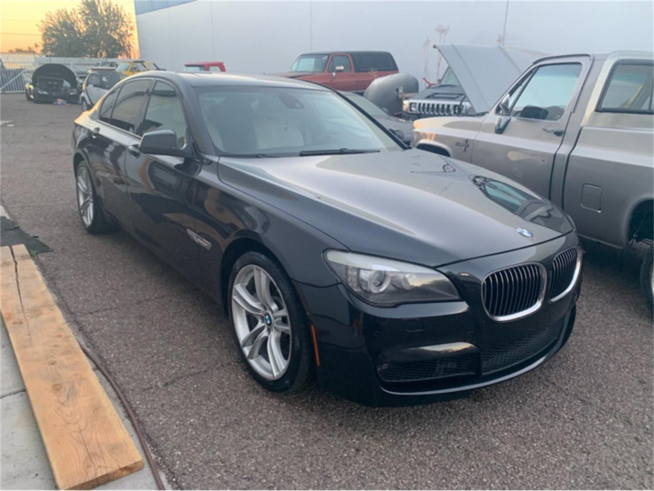 for sale at auction 2012 bmw 7 series in peoria, arizona cars - peoria, az at geebo