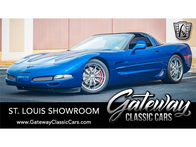 2002 Chevrolet Corvette (CC-1311853) for sale in O'Fallon, Illinois