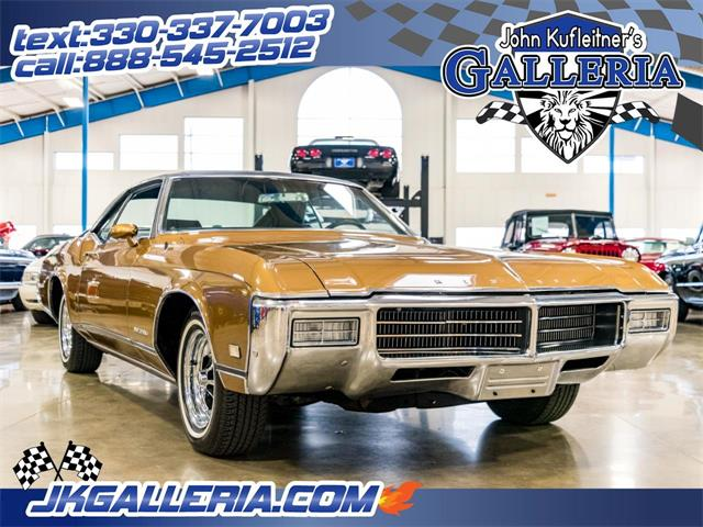 1969 Buick Riviera (CC-1311860) for sale in Salem, Ohio