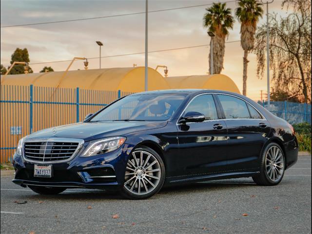 2016 Mercedes-Benz S-Class (CC-1311861) for sale in Marina Del Rey, California