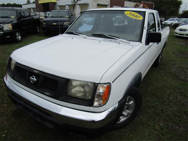 2000 Nissan Frontier (CC-1311871) for sale in Orlando, Florida