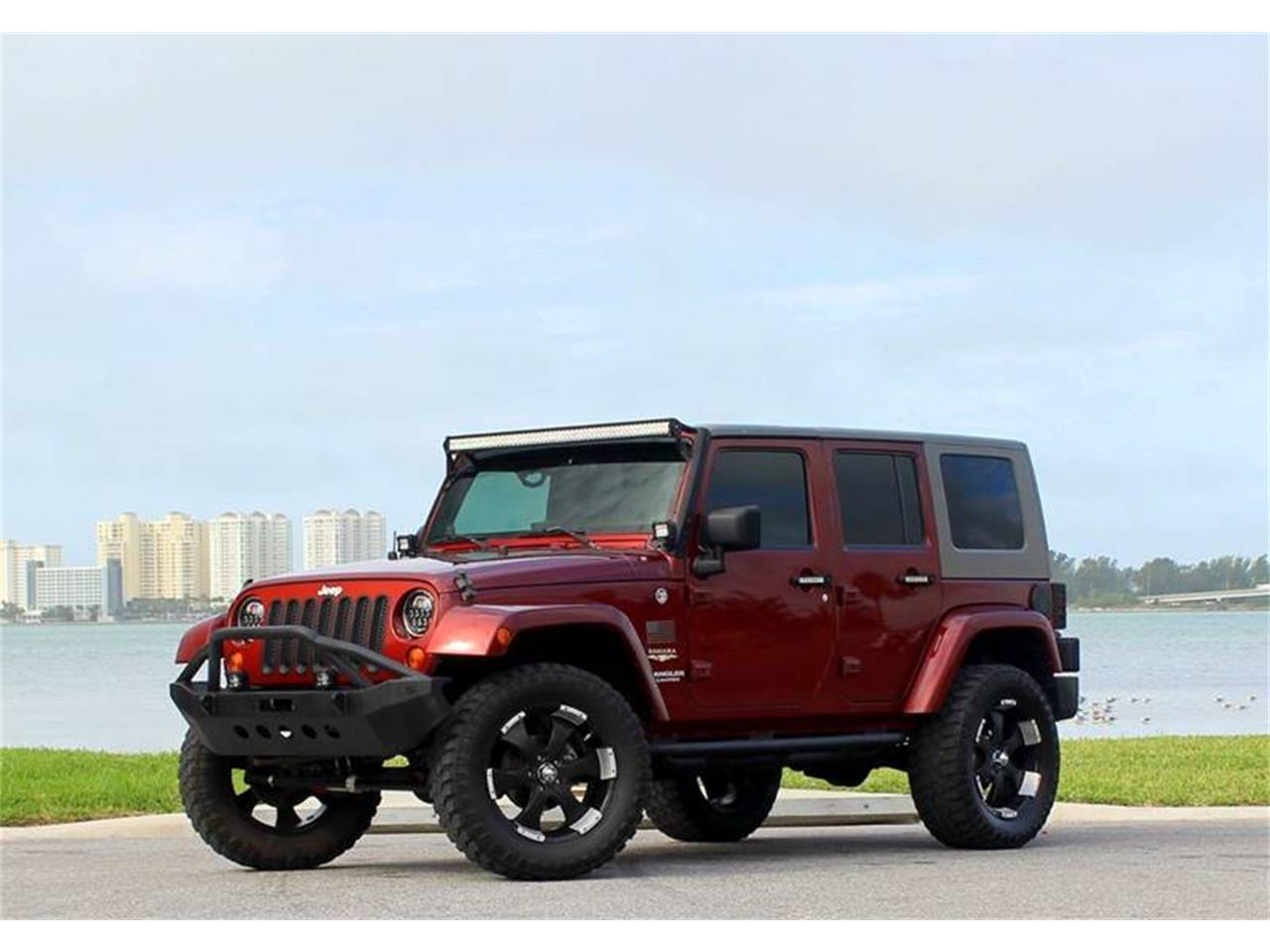 2008 Jeep Wrangler (CC-1311876) for sale in Clearwater, Florida