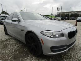 2014 BMW 5 Series (CC-1311878) for sale in Orlando, Florida