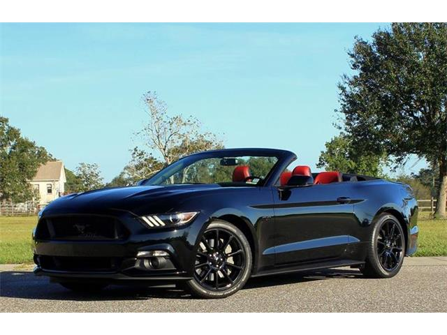 2016 Ford Mustang (CC-1311885) for sale in Clearwater, Florida