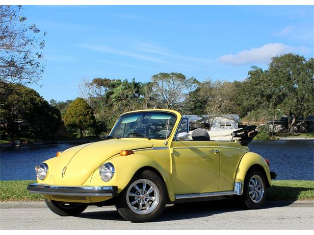 1978 Volkswagen Beetle (CC-1311887) for sale in Clearwater, Florida