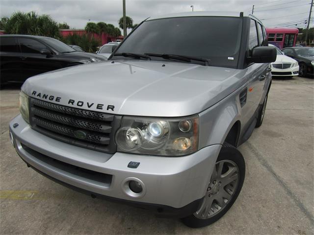 2006 Land Rover Range Rover Sport (CC-1311891) for sale in Orlando, Florida