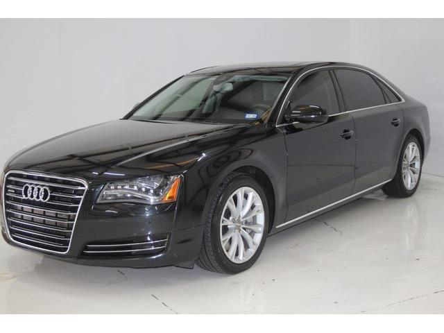 2012 Audi A8 (CC-1311894) for sale in Houston, Texas