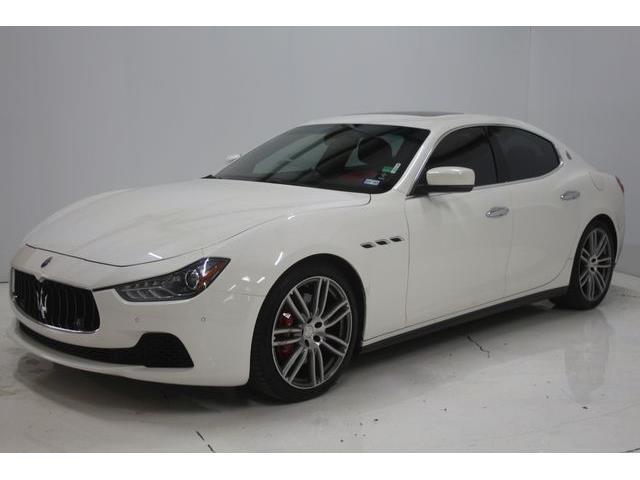 2014 Maserati Ghibli (CC-1311904) for sale in Houston, Texas