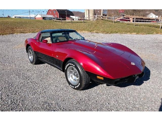 1978 Chevrolet Corvette (CC-1311917) for sale in Cadillac, Michigan