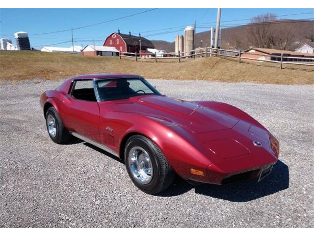 1974 Chevrolet Corvette (CC-1311919) for sale in Cadillac, Michigan