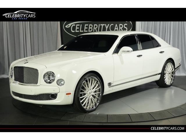 2011 Bentley Mulsanne S (CC-1311928) for sale in Las Vegas, Nevada