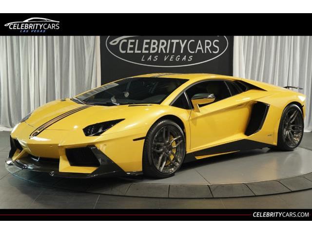 2012 Lamborghini Aventador (CC-1311929) for sale in Las Vegas, Nevada