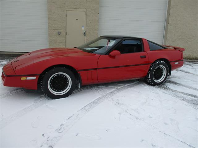 1985 Chevrolet Corvette