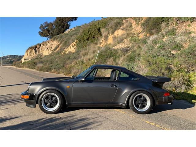 1989 Porsche 930 (CC-1311943) for sale in San Diego, California