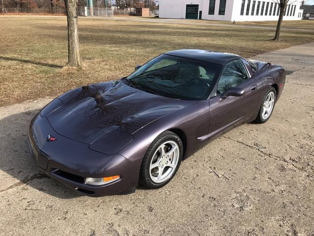 1998 Chevrolet Corvette (CC-1311949) for sale in Shelby Township, Michigan