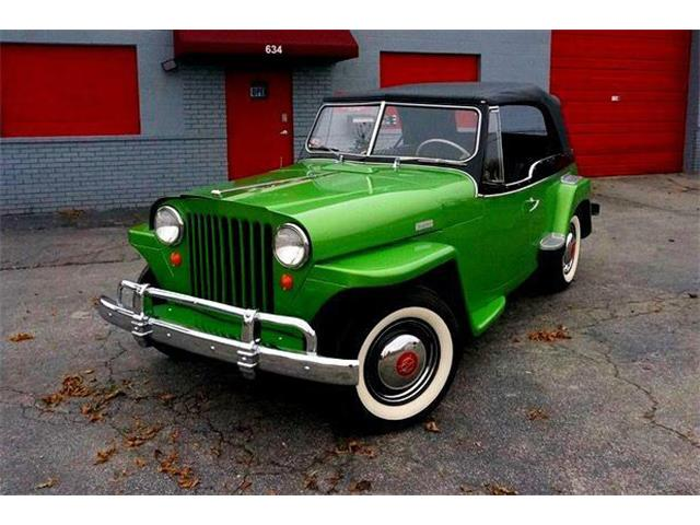1949 Willys Jeepster (CC-1310195) for sale in Scottsdale, Arizona