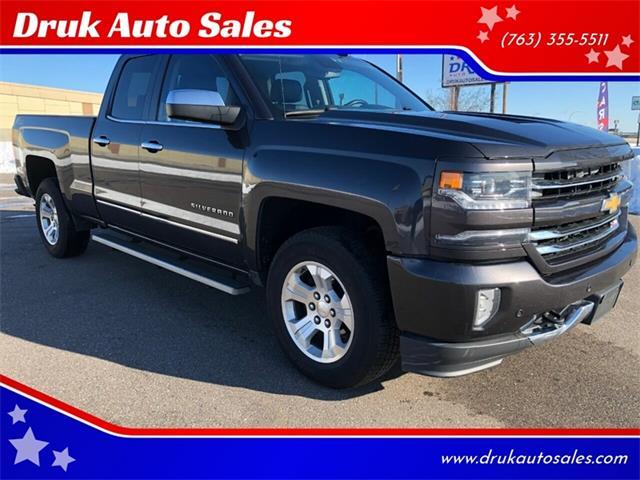 2016 Chevrolet Silverado (CC-1311959) for sale in Ramsey, Minnesota
