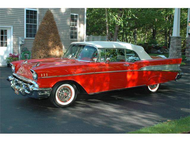 1957 Chevrolet Bel Air (CC-1311980) for sale in Manchester, New Hampshire