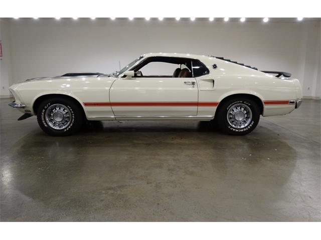1969 Ford Mustang Mach 1 (CC-1311990) for sale in scottsdale, Arizona