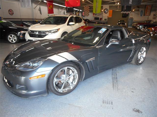 2010 Chevrolet Corvette (CC-1311997) for sale in Gilroy, California