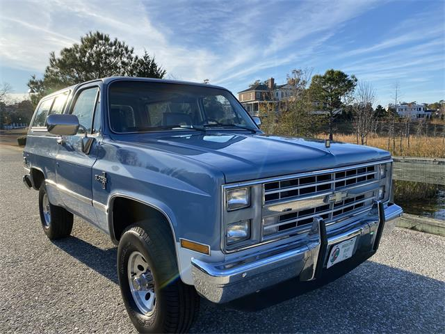1985 Chevrolet Blazer (CC-1312007) for sale in Wilmington, North Carolina